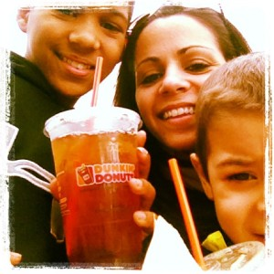 Ty, Sean, and Vanessa