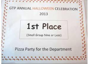 Halloween Contest...