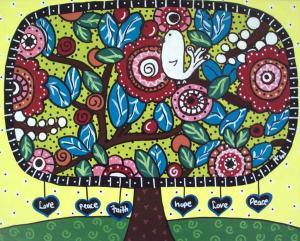 Kathy Van Osdale Painting