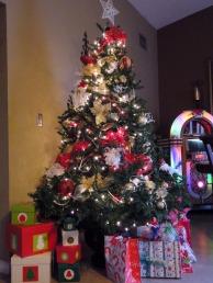 Bravo's Christmas Tree