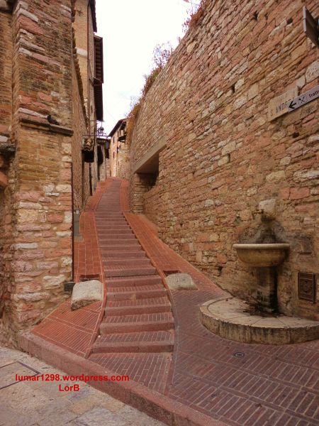 Stairs Assisi