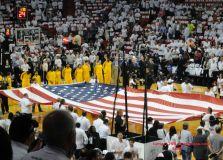 Pledge of Allegiance...
