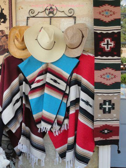 San Antonio Ponchos