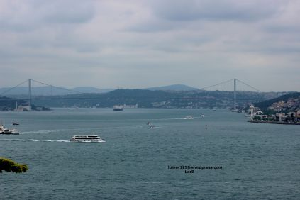 Bridge between two continents...