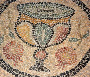 Mosaic Tile Cup
