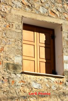 Windows in Chios