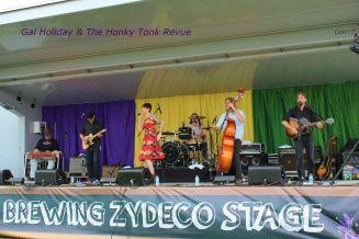 Music Festival Band