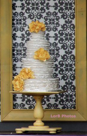 Flowered Cake