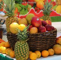 Farm Mkt Assorted Fruits