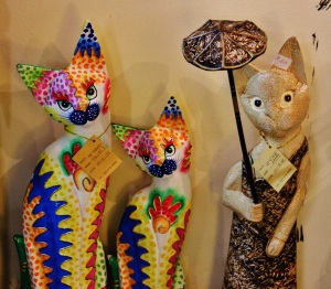 Cats Colorful