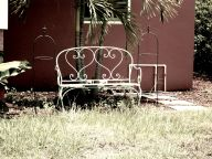 Have a Heart Bench