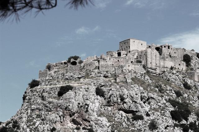 Abandoned Town in Chios