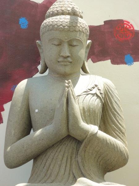 Budda Praying