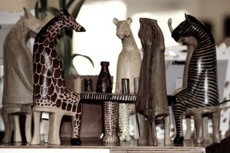 Wooden Aminals
