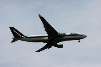 Airplane Allitalia