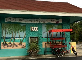 Ft Lauderdale Wall & Bike