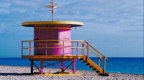 Life Guard House 3MB