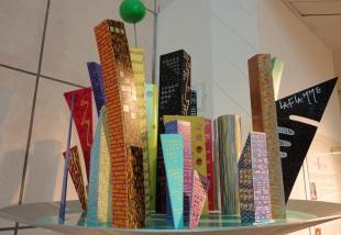 Miniture Buildings (2)