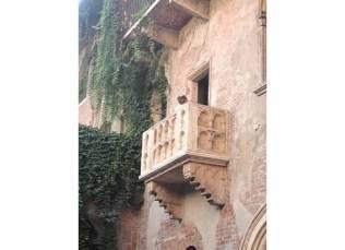 Verona-Romeo & Julietts Balcony