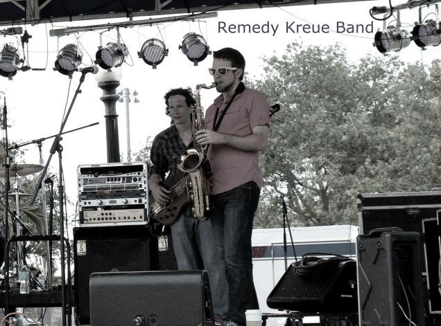 remedy-band